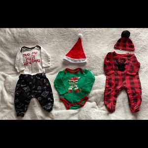 Other - Infant Christmas Sets